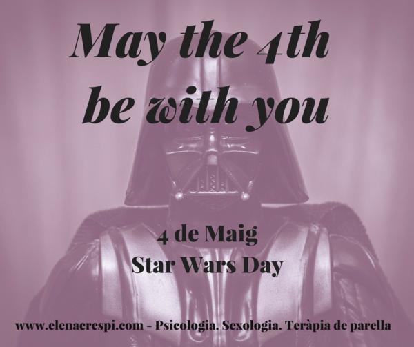 Missatge eLena - Star Wars day